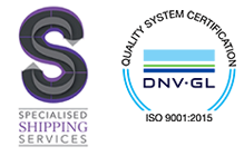 SPECIALISED SHIPPING SERVICES (PVT) LTD